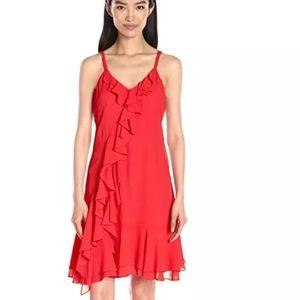 NWT Shoshanna Dress Summer Crinkle Isadora Size 10